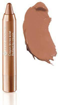 Yves Rocher Glossy Lip Pen Sable doré, Expert make - up, Stick 2, 5 gr, Lipstick, Lippen, Mak online kopen